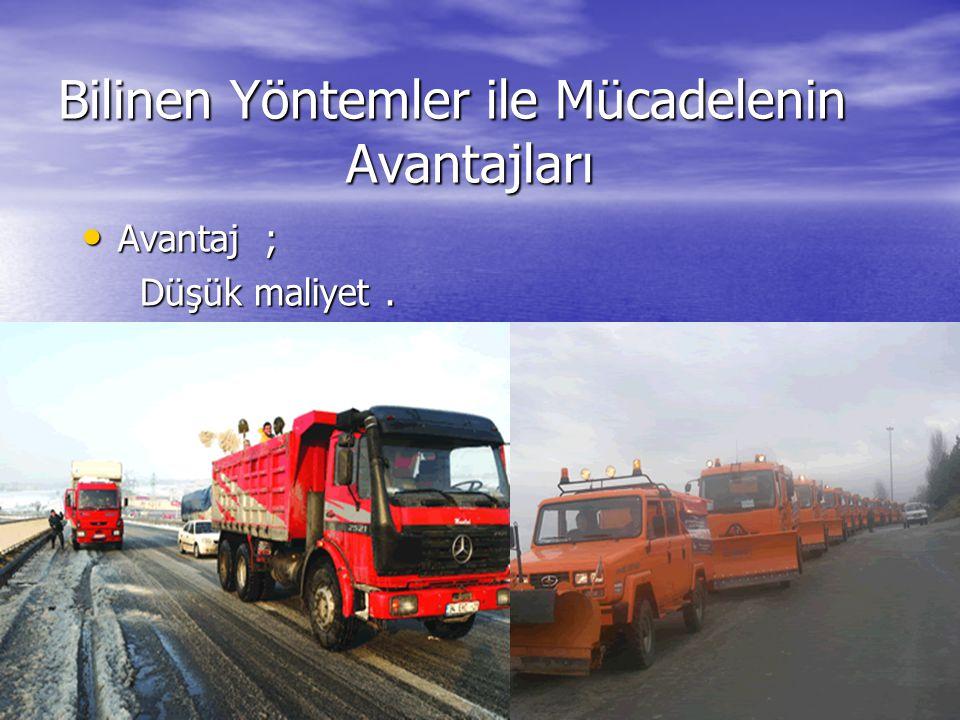 ESKİŞEHİR/BİLECİK/KÜTAHYA Eskişehir de karayolları ekipleri, buzlanma tehlikesine karşı Ankara, Bursa ve Kütahya karayollarında tuzlama çalışmalarına devam ediyor.