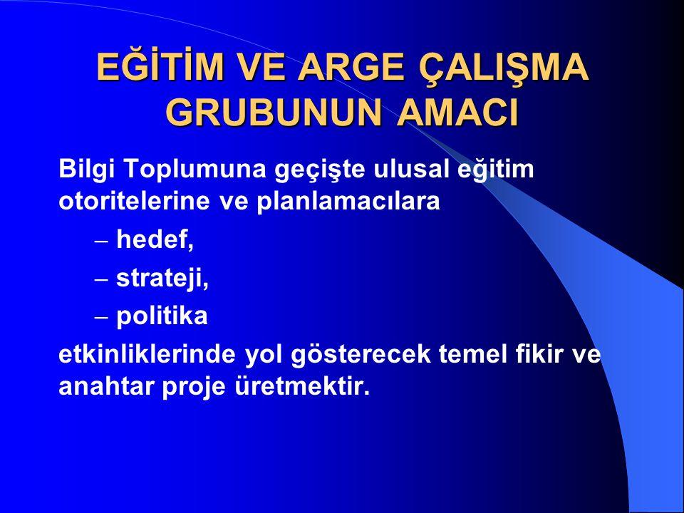 BİLİŞİM PERSONELİ KATEGORİLERİ 1.