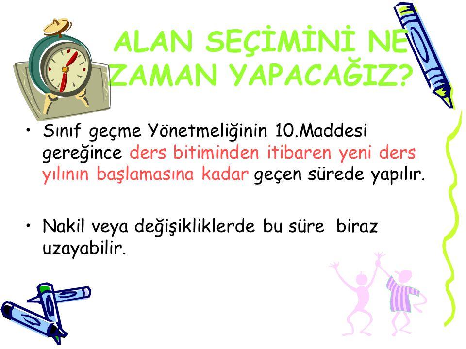 Türkçe - Matematik Alanı ile İlgili 4 yıllık yükseköğretim programları (AOBP – 0,8) ÖSS - SÖZ AnaokuluÖğr.