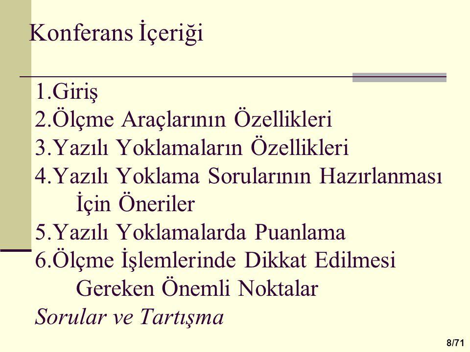 Serbest Cevaplı Yazılı Yoklamalar Örnek 3: Bir kişinin Türk ve Dünya Edebiyatı dersi almış olması onun eski çağların politik, ekonomik, sosyal ve dini yönlerini daha iyi anlamasına nasıl yardımcı olabilir.