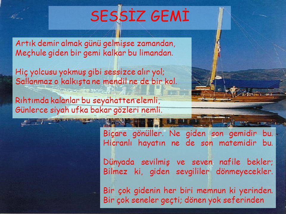 ŞİİRLER