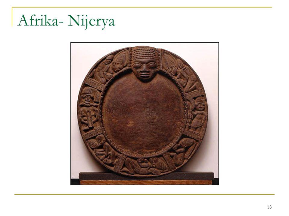 18 Afrika- Nijerya