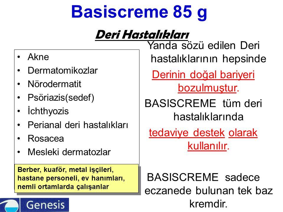 Deri Hastalıkları Akne Dermatomikozlar Nörodermatit Psöriazis(sedef) İchthyozis Perianal deri hastalıkları Rosacea Mesleki dermatozlar Berber, kuaför,