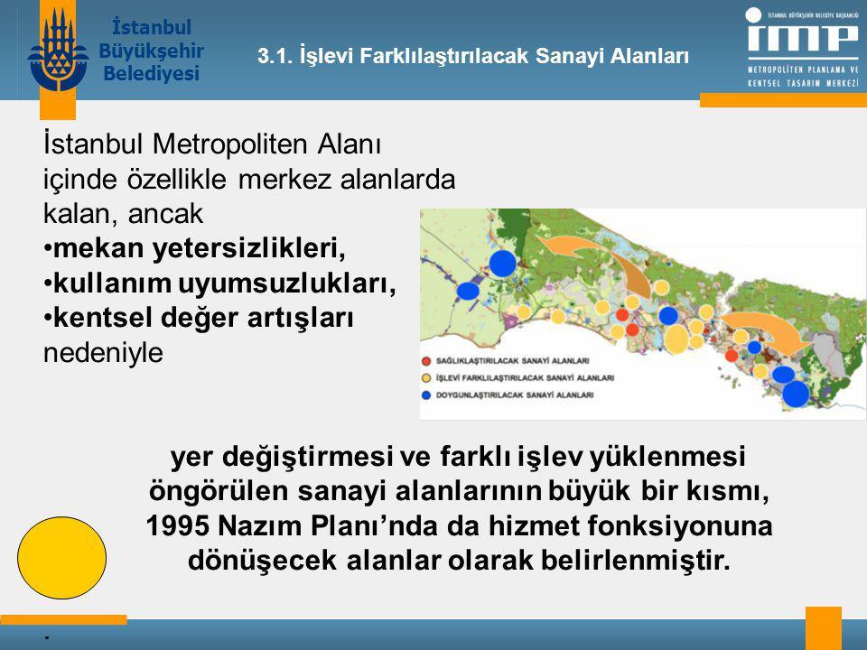 İstanbul Büyükşehir Belediyesi 3.1.