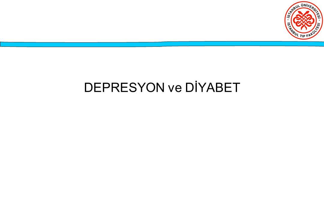 DEPRESYON ve DİYABET