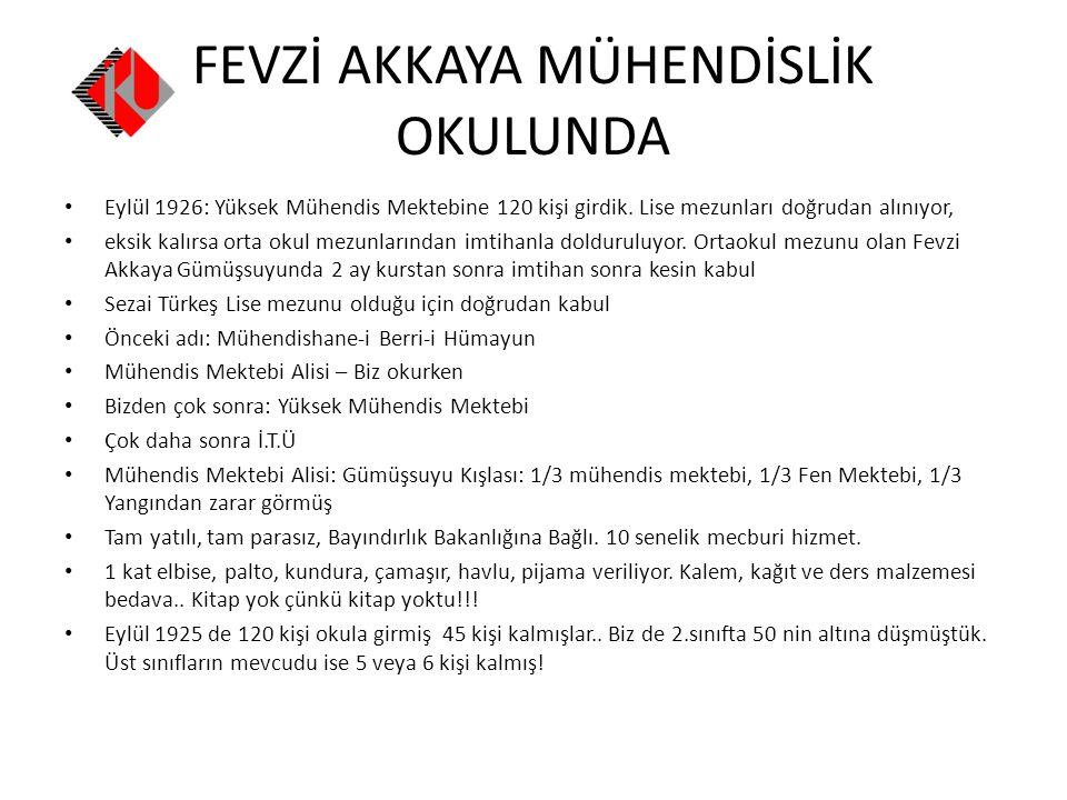 Arif Hikmet Koyunoğlu ve inşaat malzemesi O zaman Ankara'da inşaat işleri yapmak çok güçtü.