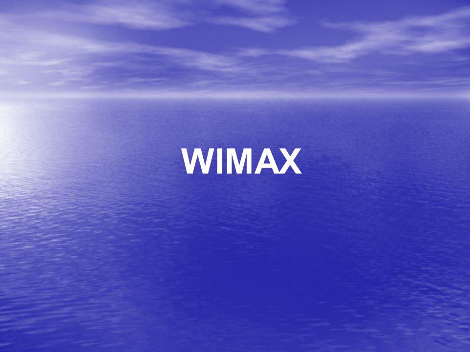 1.WIMAX NEDİR 2. WIMAX TÜRLERİ 3. WIMAX NASIL ÇALIŞIR 4.