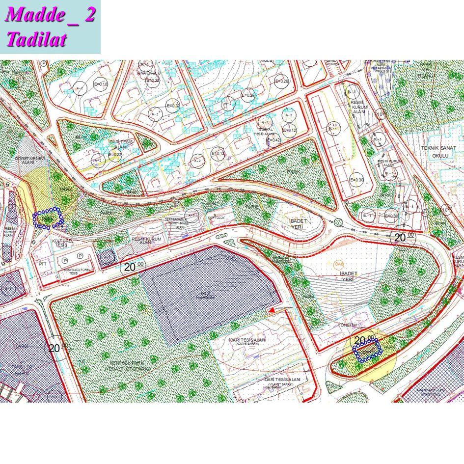 Madde _ 2 Tadilat