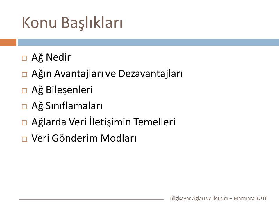 Kaynaklar  Şirin KARADENİZ ve Arkadaşları (2009).