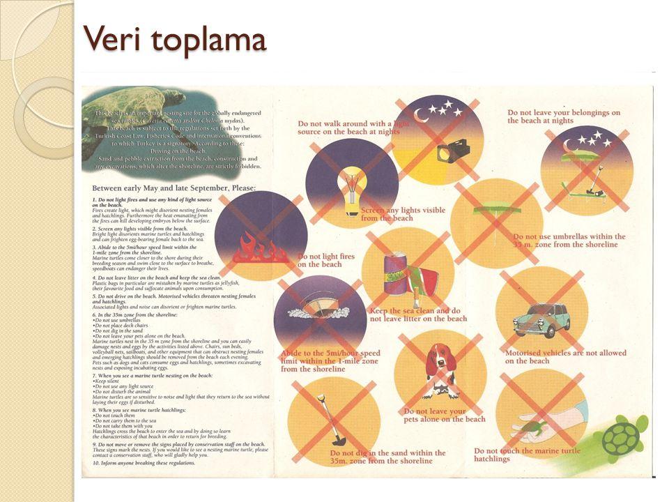 Çevre Bilgisi Örnek 1 : Alanya Yakın Çevre Bilgisi
