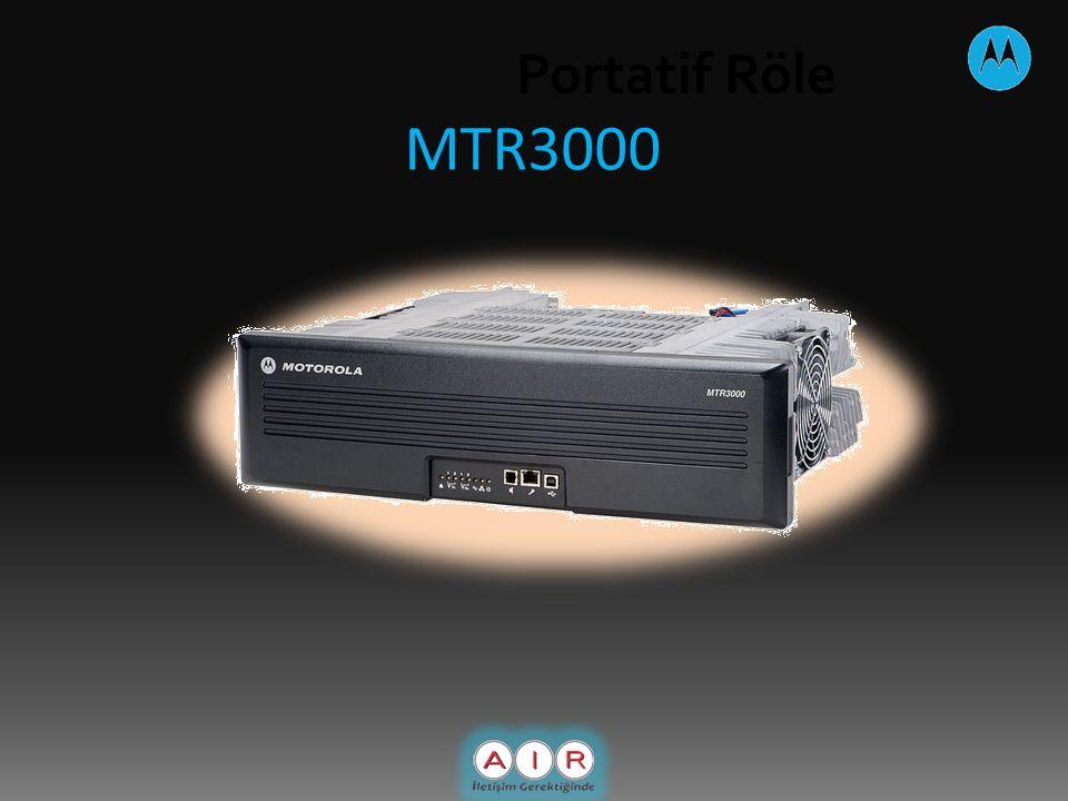 Portatif Röle MTR3000