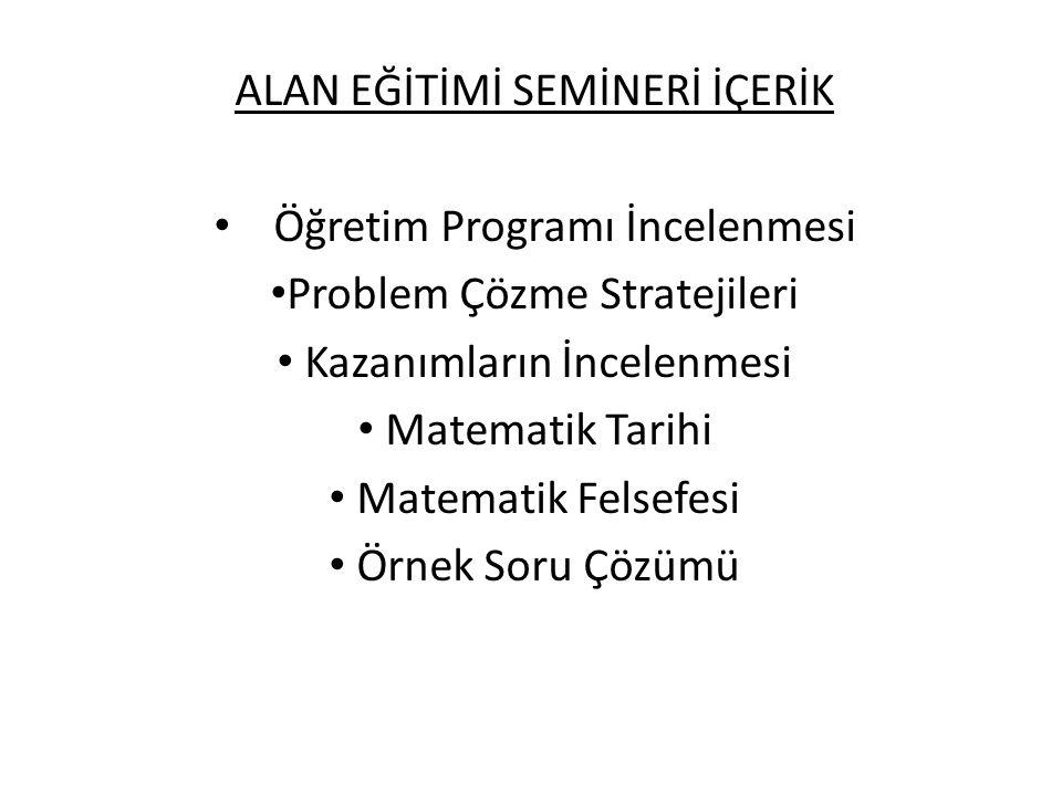 Varsayımları kullanma Problemi başka bir biçimde ifade etme Problemi basitleştirme Problemin bir bölümünü çözme Benzer bir problem çözme Akıl yürütme İşlem seçme Denklem kullanma Canlandırma vb.