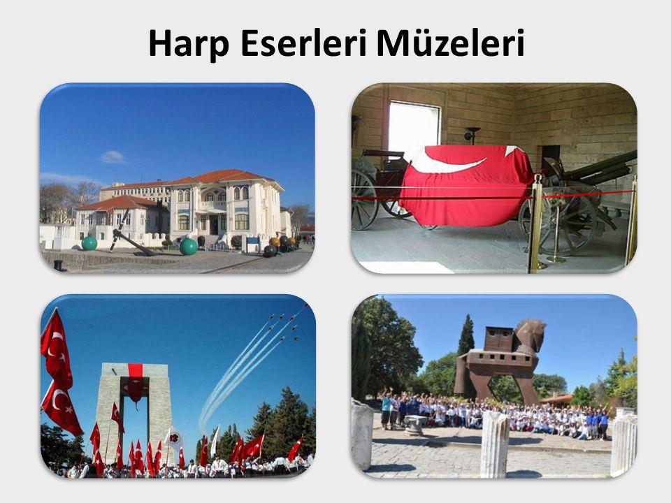 Harp Eserleri Müzeleri