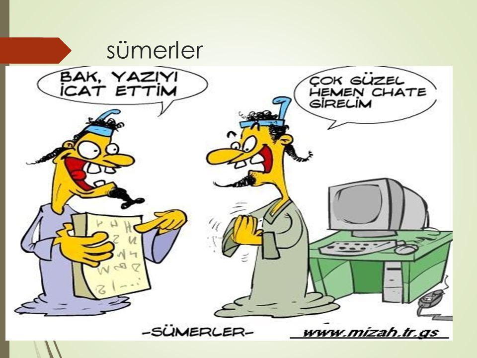 sümerler