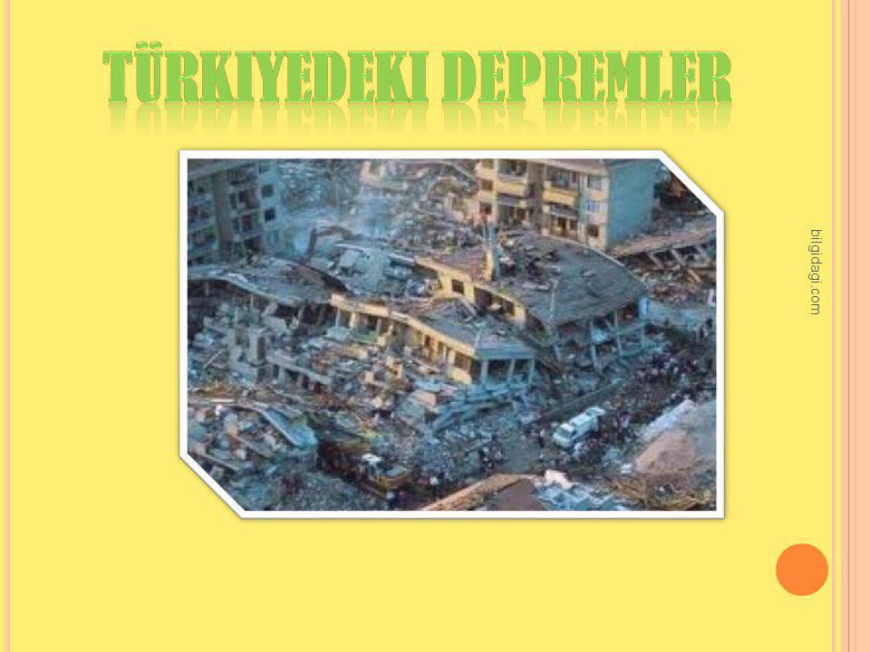  Yaklaşık 16 milyon insan, depremden değişik düzeylerde etkilenmiştir.