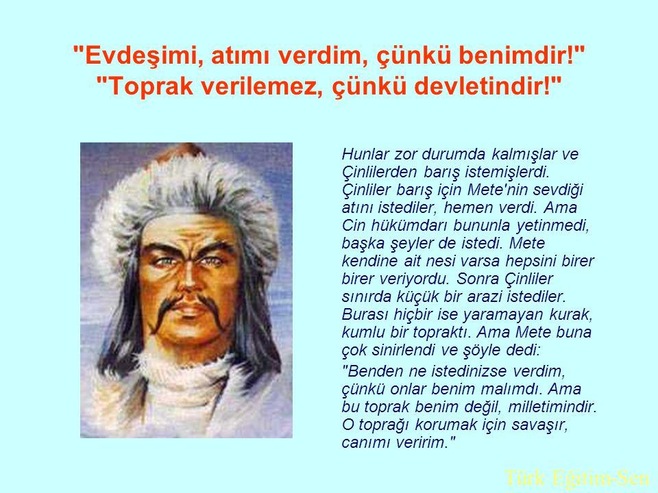 Vatan Türk'ün herşeyidir...Vatan, Türk'ün yaşama gayesidir.