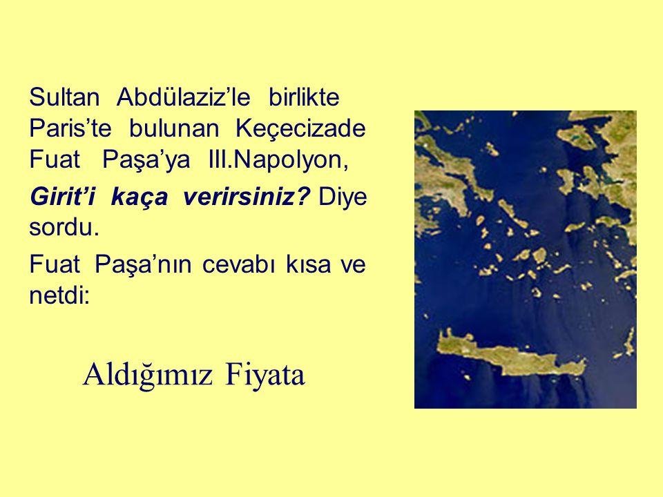 Allah'ın gazabına uğrasınlar İstanbul'un Türkler tarafından alınacağını önceden bilen Bizanslı bilgeye Fatih Sultan Mehmet İstanbul bizim elimizden çıkacak mı? diye sorar.