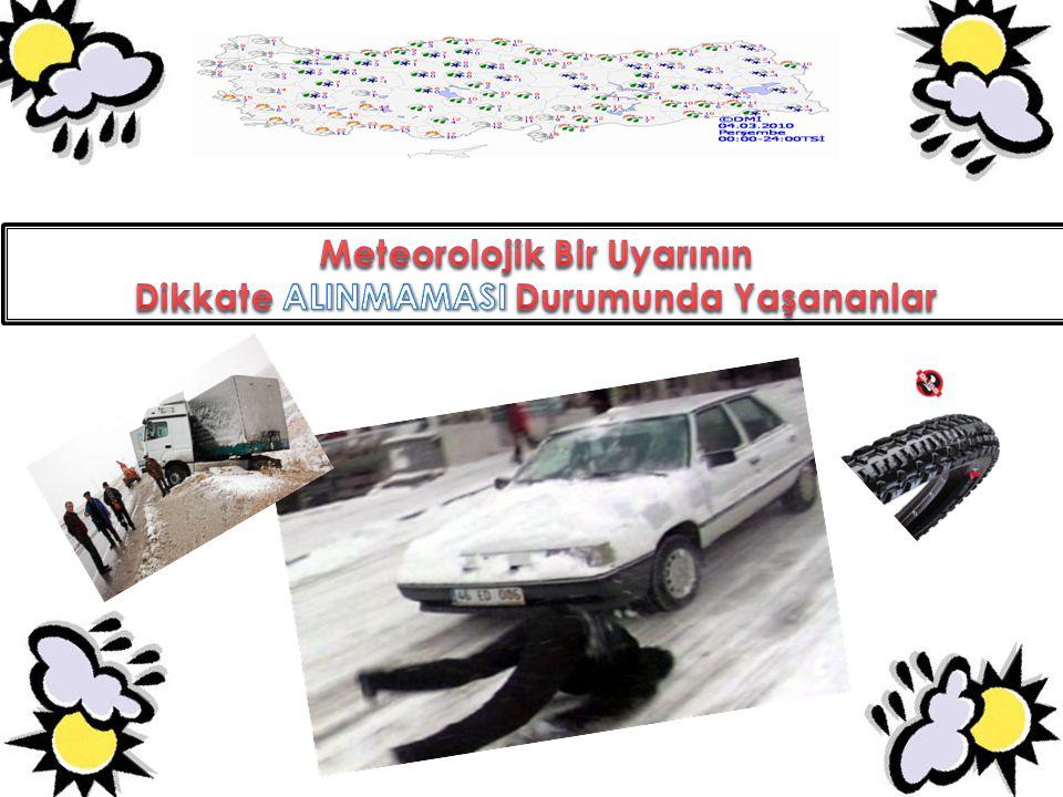 UYARI !!.Marmara yı etkisi altına alan yağmurun çok daha şiddetlisi geliyor !!.