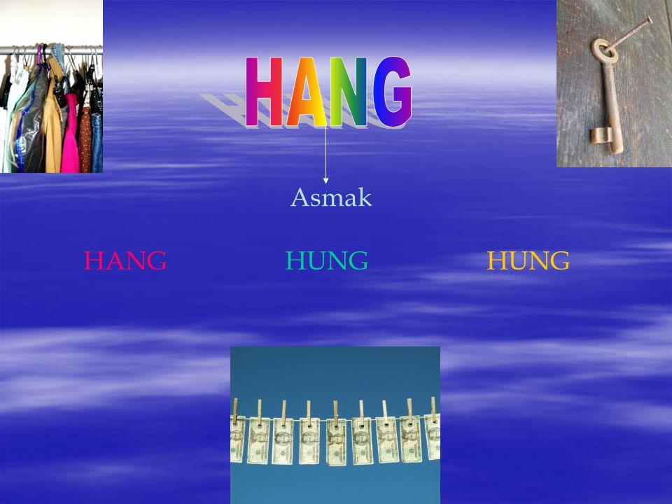 Asmak HANGHUNGHUNG