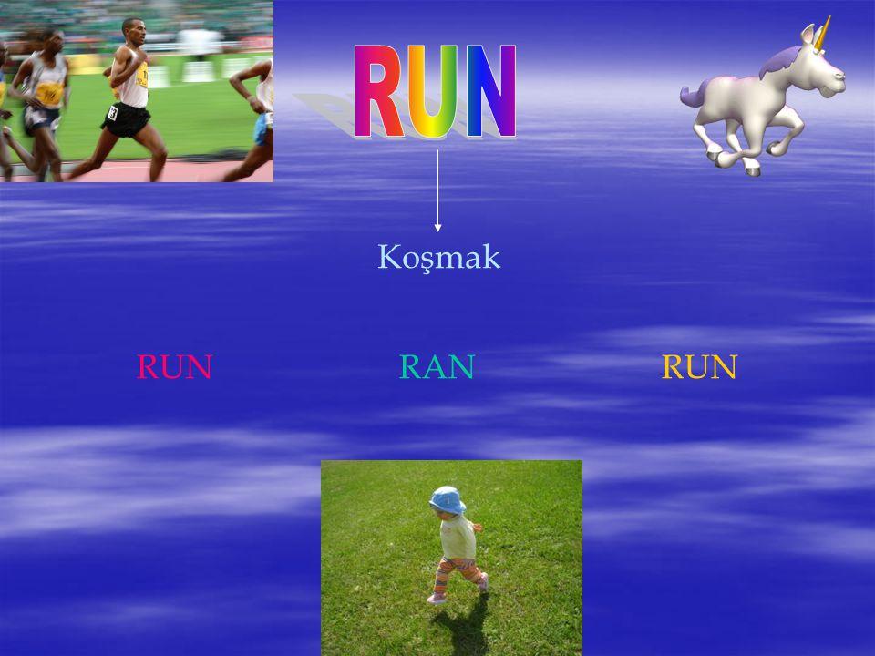 Koşmak RUNRANRUN