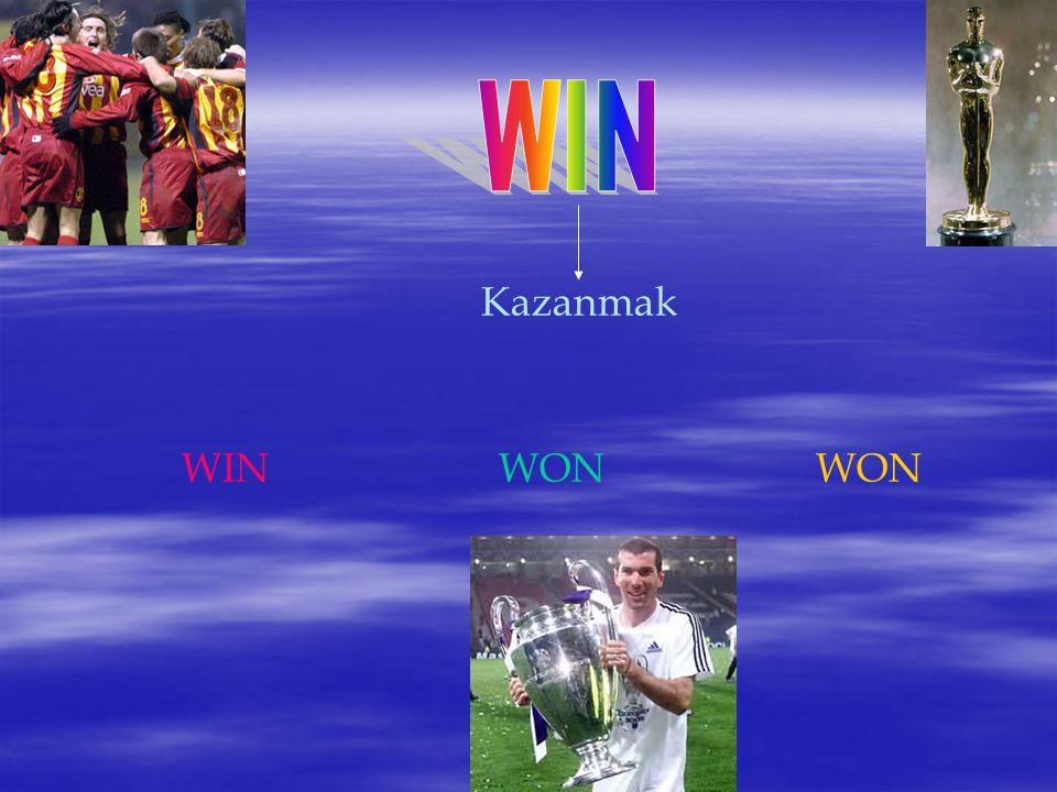 Kazanmak WINWONWON