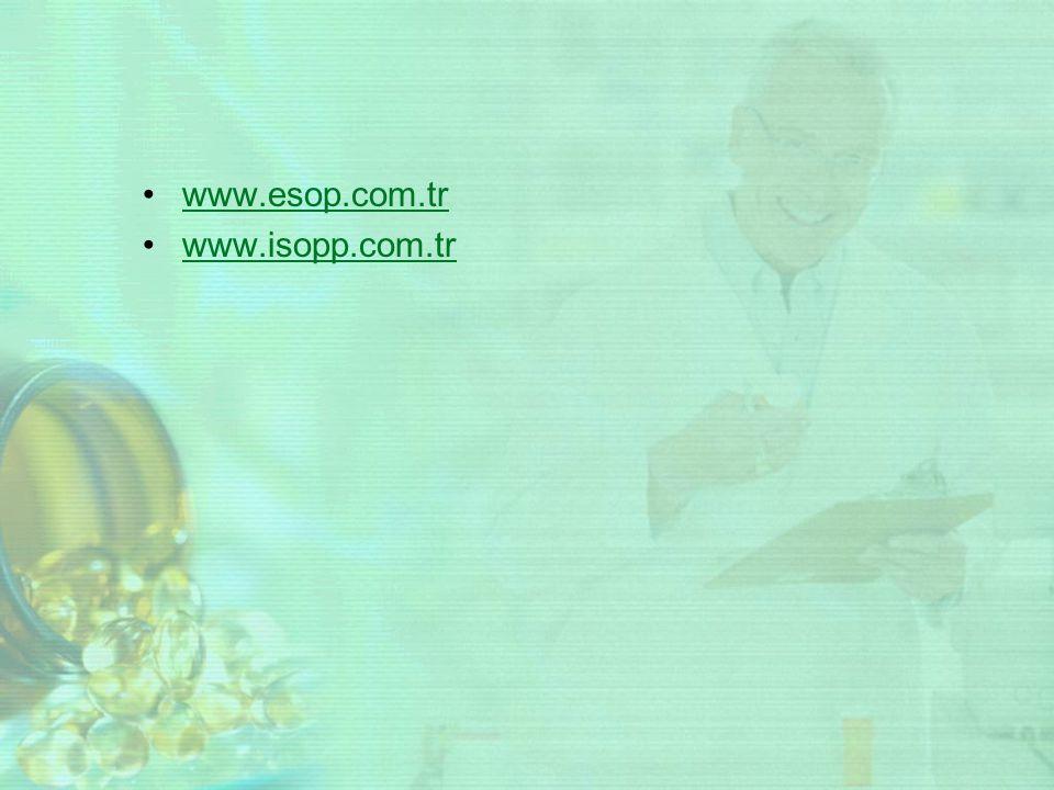 www.esop.com.tr www.isopp.com.tr