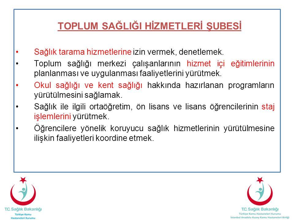 İSTATİSTİK VE BİLGİ İŞLEM ŞUBESİ E-posta, elektronik ağ vb.