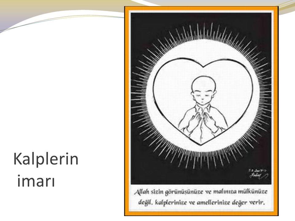 Kalplerin imarı