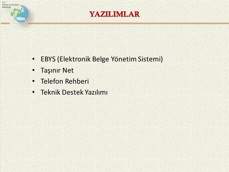 TEKN İ K DESTEK YAZILIMI S İ STEM M İ MAR İ TASARIMI Teknik Destek Yazılımı Sistem Mimari tasarımı aşağıdaki şekilde verilmiştir.