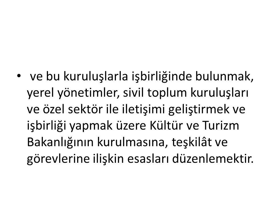 Millî Kütüphane Başkanlığı Millî Kütüphane Başkanlığı, Türkiye nin millî kültür ve bilgi birikimi ile bilgi akımını sağlar ve 5632 sayılı Millî Kütüphane Kuruluşu Hakkında Kanun ile diğer kanunlarla verilen görevleri yapar.