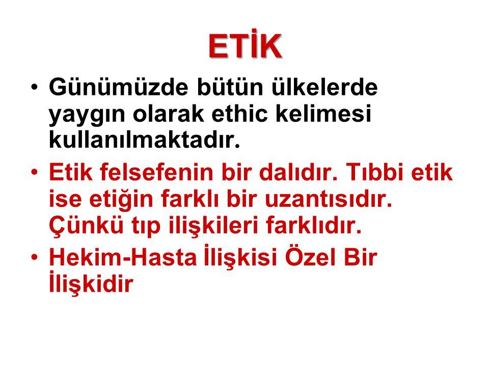 Hasta hakları yönetmeliği Türkiye Cumhuriyeti yasaları esas alınarak hazırlanan yönetmelikte, Lizbon, Amsterdam ve Bali Bildirgesinde bulunan maddelere yer verilmiştir.