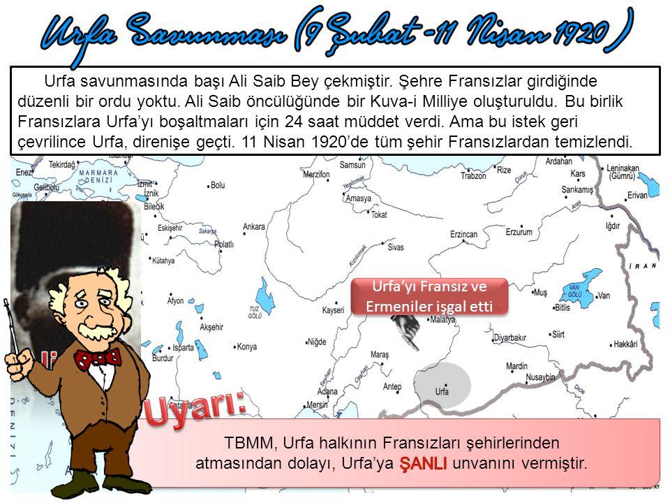 Maraş'ı Fransız ve Ermeniler işgal etti Maraş savunmasının sembolü Sütçü İmam'dır. Bu lakap ona süt satmasından dolayı verilmiştir. Aslında, Maraş sav