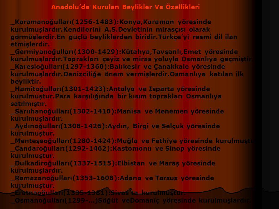 Yassıçemen Savaşı (1230): Anadolu Selçuklu Devleti ile Harzemşahlar arasında yapıldı. Nedeni Harzemşahların Ahlatı işgal etmeleridir. Sonucunda Anadol