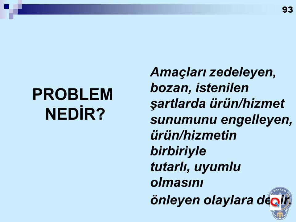 92 PROBLEM ÇÖZME TEKNİKLERİ