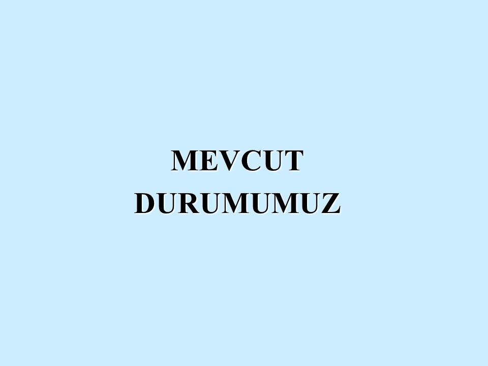 MEVCUTDURUMUMUZ