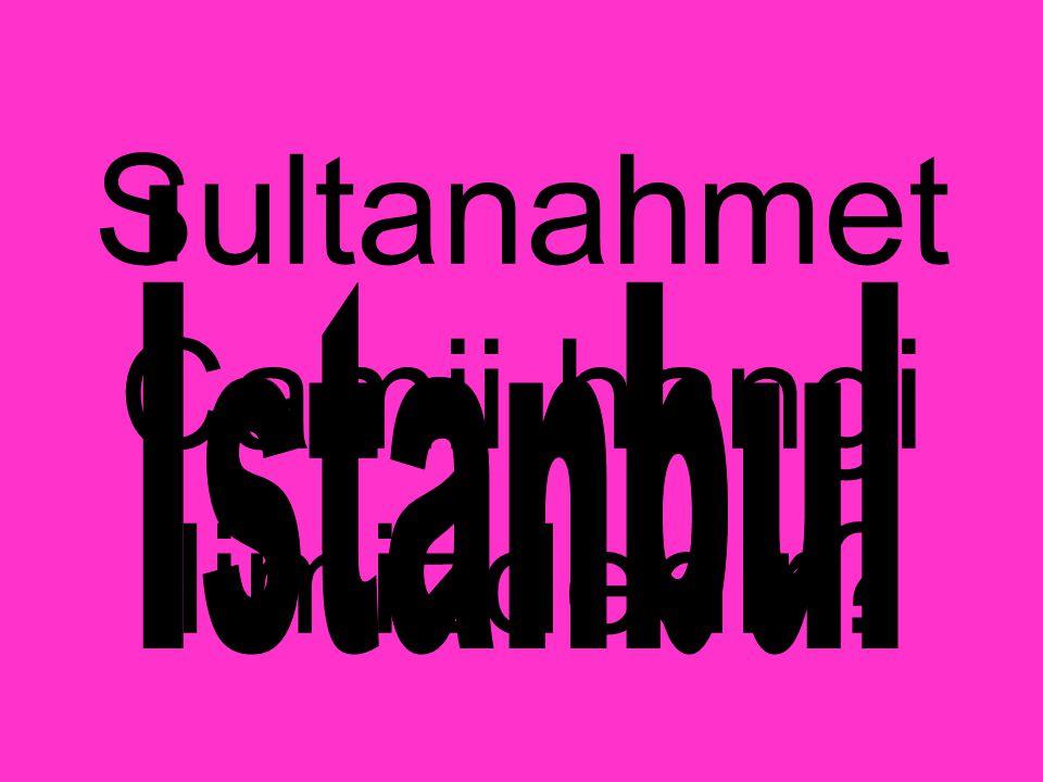 Sultanahmet Camii hangi ilimizdedir?