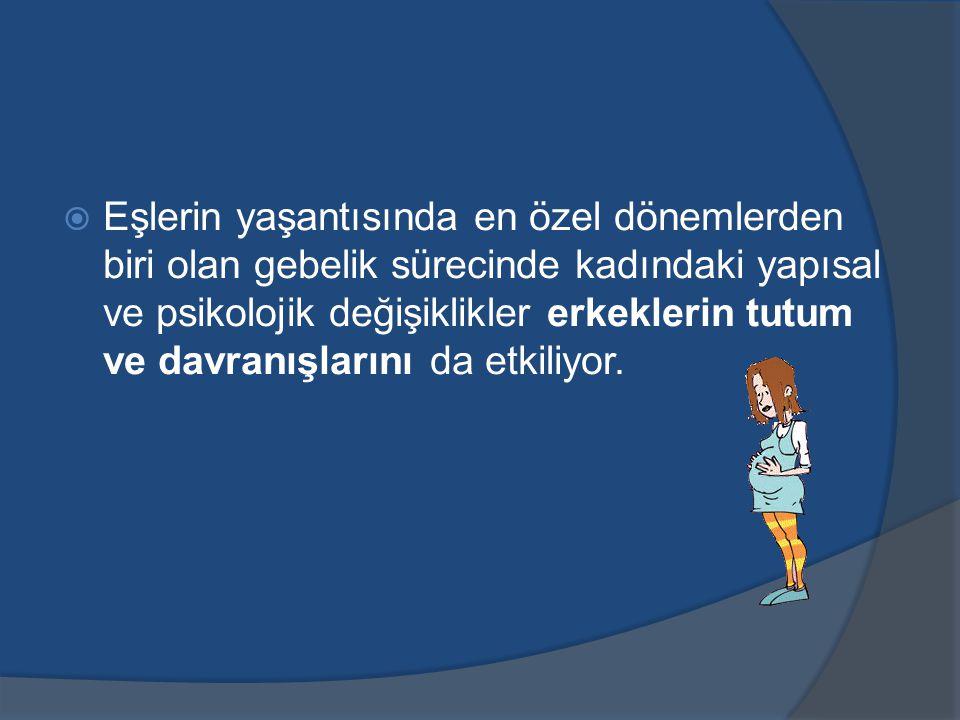 KRAMPLARDA ERKEĞİN ROLÜ.