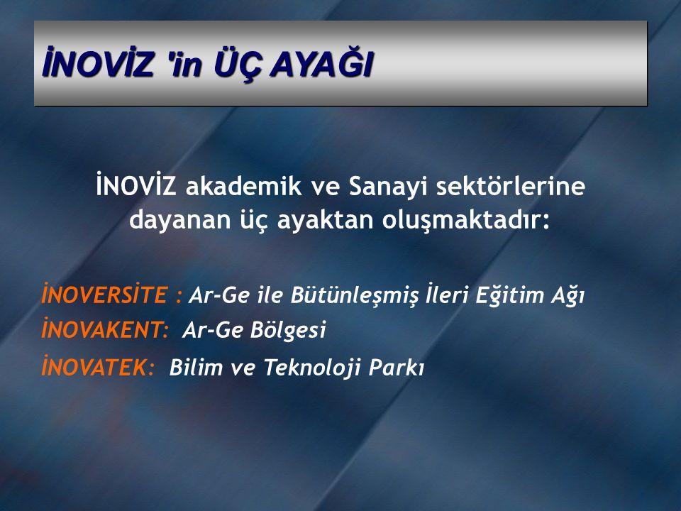 İNOVERSİTEİNOVERSİTE  Üç üniversitenin fiziksel ve insan kaynakları alt yapısının desteği ile,  Yüksek Lisans (M.Sc.), Doktora (Ph.D) derecelerinin verileceği ve Doktora sonrası (Post Doc.) çalışmalarının yapılacağı uluslar arası bir Program,  TASSA'nın ABD de ikamet eden Türk Araştırıcı alt yapısından yararlanılalacak,  Ulusal (TÜBİTAK, TTGV gibi ) ve uluslar arası kuruluşların desteği sağlanacak, TASSA'nın ve belirlenen AB Üniversitelerinin katkıları ile Biyomedikal Teknolojiler alanında uluslar arası bir Lisansüstü Derece Programı Amaç: Amaç: Kalifiye eleman yetiştirilerek ve Ar-Ge faaliyetlerinin teşviki ile bölgenin biyomedikal teknolojiler konusunda lider konuma gelebilmesi
