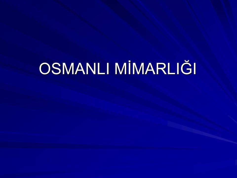 Nilüfer Hatun İmareti İznik'te Murad I.