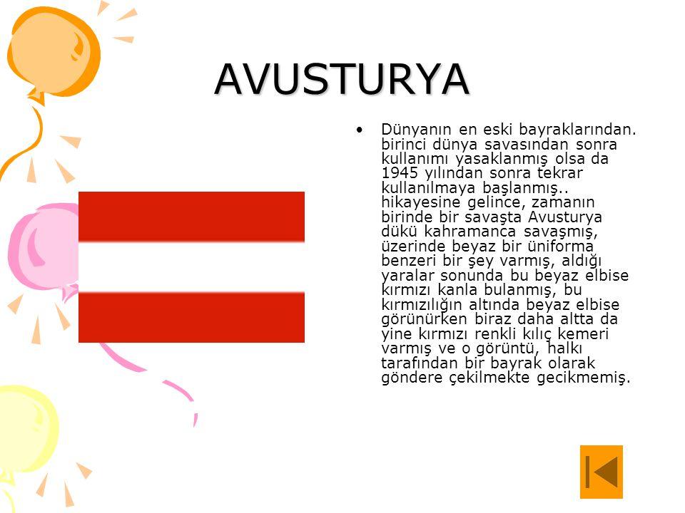 RUSYA belki de en ilginç hikayeye sahip bayraklardandır, deli petrol adıyla bilinen 1.