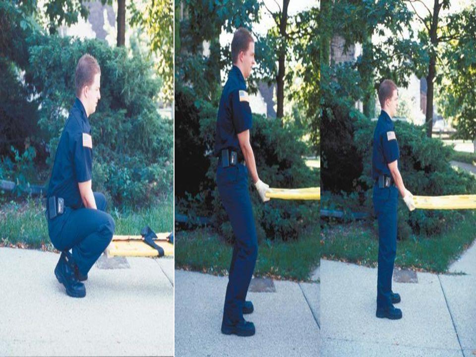 Sedye İle Taşıma Teknikleri Sedye ile taşımada genel kurallar şunlardır; Öndeki ilkyardımcı sağ, arkadaki ilkyardımcı sol ayağı ile yürümeye başlamalı