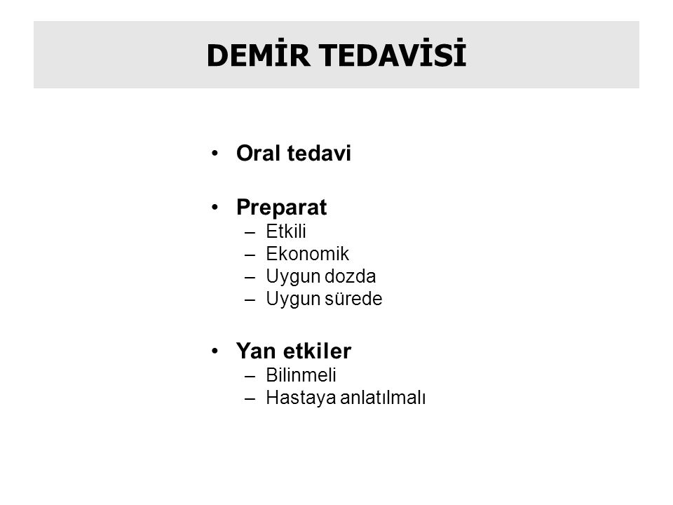 Folik asit eksikliği tedavi Sayın: 26.04.2014 R p / 1.