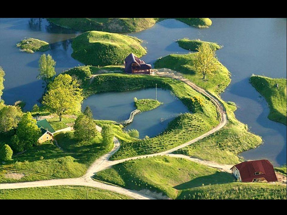 Amatciems, Letonya nın bilinmeyen bir Cennet Köşesi