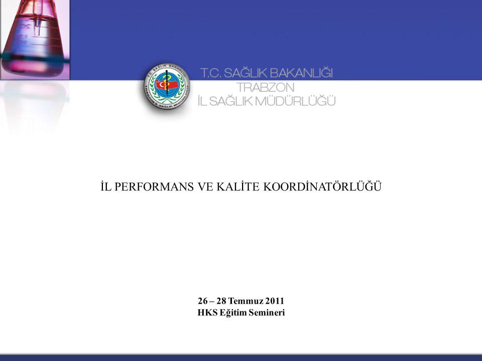 VII.Rapor hazırlanmasına yönelik düzenleme yapılmalıdır.