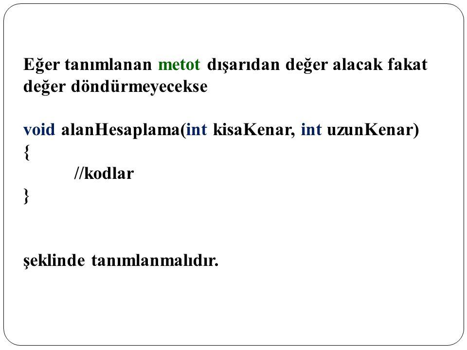 KAYNAKÇA Sharp John(Çeviri:Ümit TEZCAN), Adım Adım Microsoft Visual C# 2008, Arkadaş Yayınevi, Ankara, 2008.