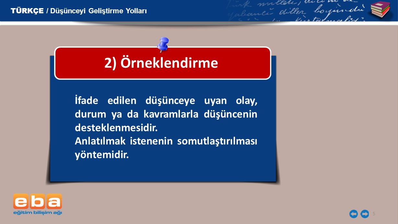 6 Örnek Anadolu'nun her köşesinden tarih fışkırır adeta.