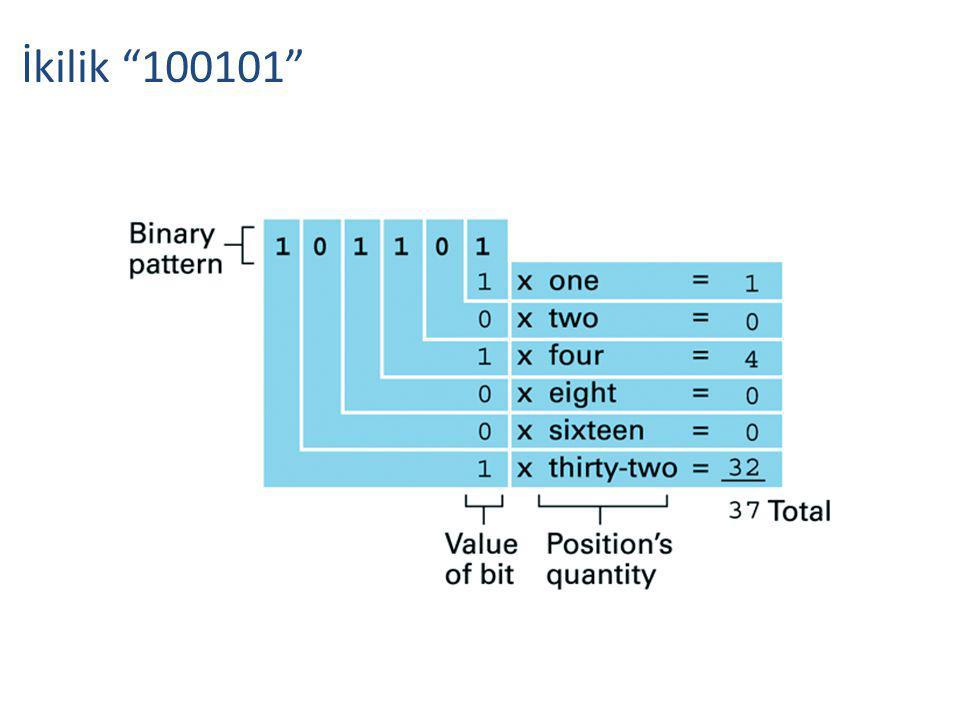 İkilik 100101