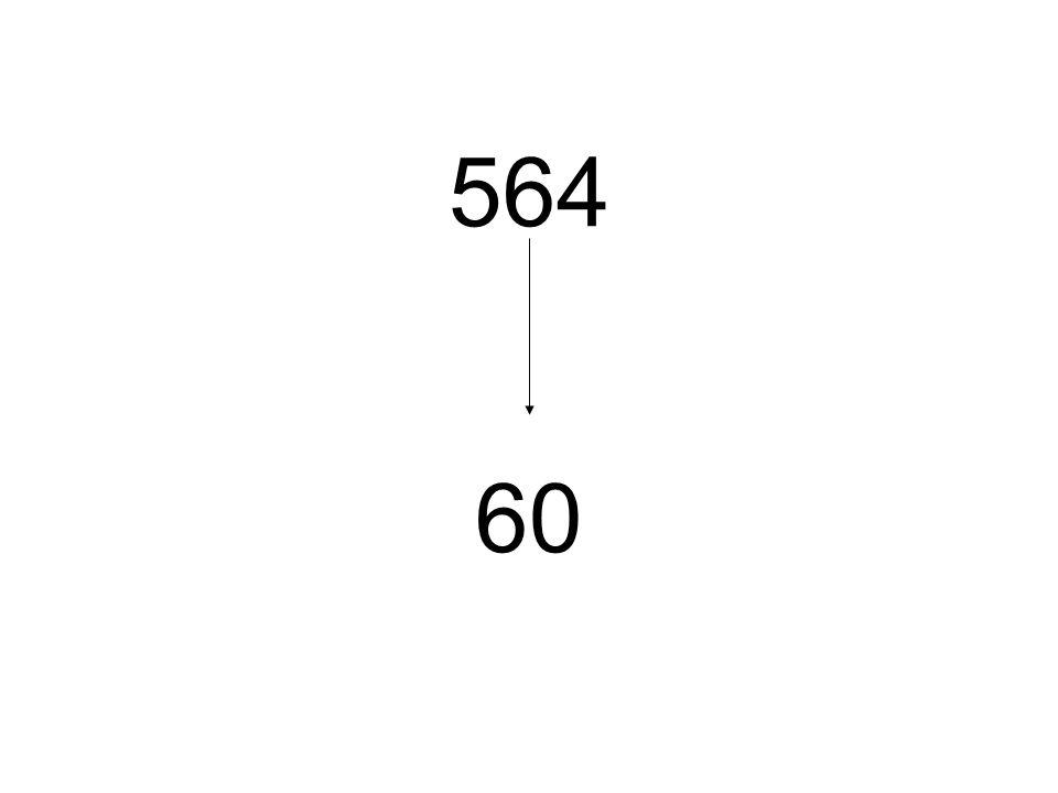 564 sayısında 6 sayısının basamak değeri kaçtır? Şimdi sorduğum soruları bilin bakalım