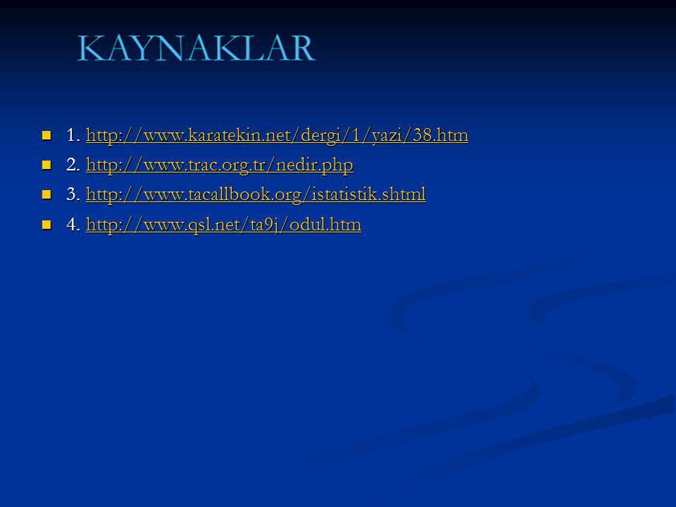 1. http://www.karatekin.net/dergi/1/yazi/38.htm 1. http://www.karatekin.net/dergi/1/yazi/38.htmhttp://www.karatekin.net/dergi/1/yazi/38.htm 2. http://