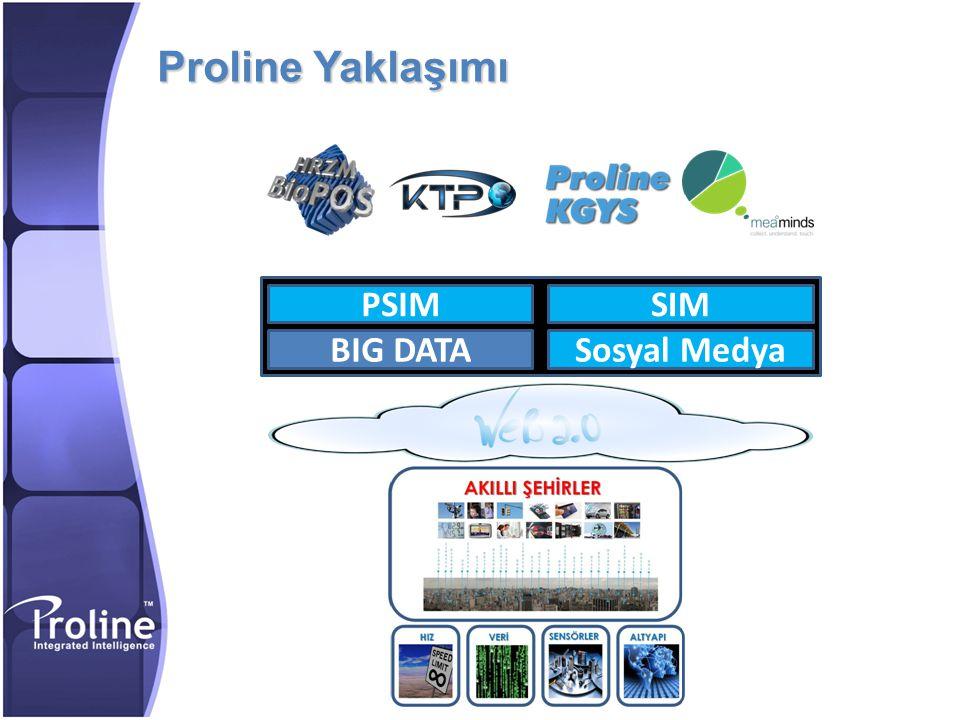 BIG DATA PSIMSIM Sosyal Medya Proline Yaklaşımı